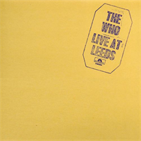 WHO: LIVE AT LEEDS