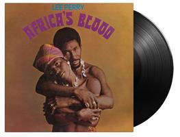 PERRY LEE: AFRICA'S BLOOD LP