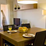Exempel på vardagsrum i lägenhet