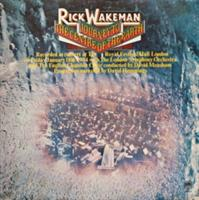WAKEMAN RICK: JOURNEY TO THE CENTRE OF THE EARTH LP