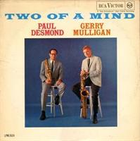 DESMOND PAUL&GERRY MULLIGAN: TWO OF A MIND