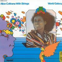 COLTRANE ALICE: WORLD GALAXY LP