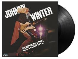 WINTER JOHNNY: CAPTURED LIVE! LP