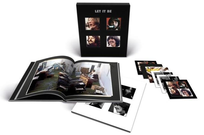 BEATLES: LET IT BE-SUPER DELUXE 5CD+BLU-RAY