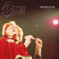 BOWIE DAVID: CRACKED ACTOR 2CD
