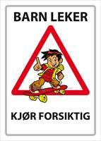 Kjør forsiktig