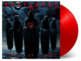 TESTAMENT: SOULS OF BLACK-RED LP