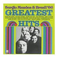 MENDES SEGIO & BRAZIL '66: GREATEST HITS LP