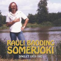 SOMERJOKI RAULI BADDING: SINGLET 1970-1987 2CD