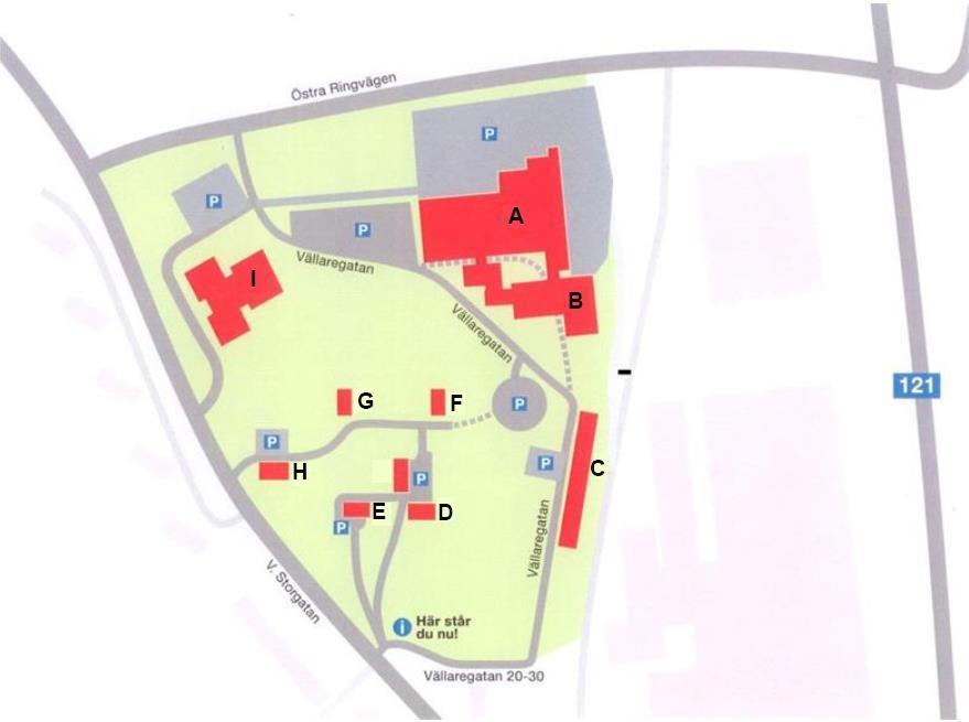 Innovation Park karta