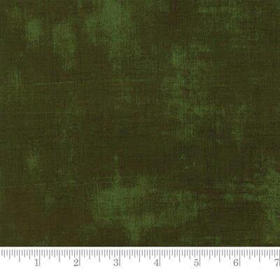 Moda: Grunge rifle green