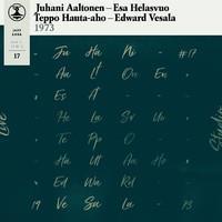 AALTONEN/HELASVUO/HAUTA-AHO/VESALA: JAZZ-LIISA 17 LP