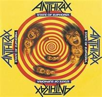 ANTHRAX: STATE OF EUPHORIA-30TH ANNIVERSARY EDITION 2LP