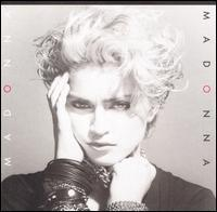 MADONNA: MADONNA (1ST ALBUM) LP
