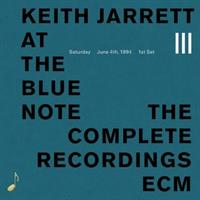 JARRETT KEITH: AT THE BLUE NOTE III (FG)