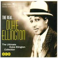 ELLINGTON DUKE: THE REAL DUKE ELLINGTON 3CD
