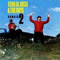 EERO, JUSSI & THE BOYS: NUMERO 2 + SINGLET 1966-1969 2LP