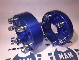 Spacer 50mm 6/139,7 cb 78,1 M14x1,5