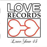 LOVE SHOW 45 2CD