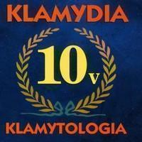KLAMYDIA: KLAMYTOLOGIA  10 V.-KÄYTETTY 3CD