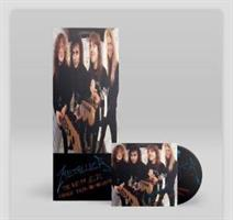 METALLICA: THE $5.98 EP-GARAGE DAYS RE-REVISITED-LONG BOX CD