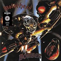 MOTÖRHEAD: BOMBER-LTD. SILVER COLOURED LP