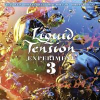 LIQUID TENSION EXPERIMENT: LTE3 2LP+CD
