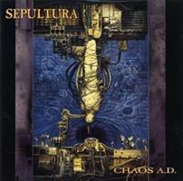 SEPULTURA: CHAOS A.D. + BONUS