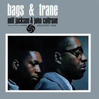 COLTRANE JOHN & MILT JACKSON: BAGS & TRANE-MONO REMASTER LP
