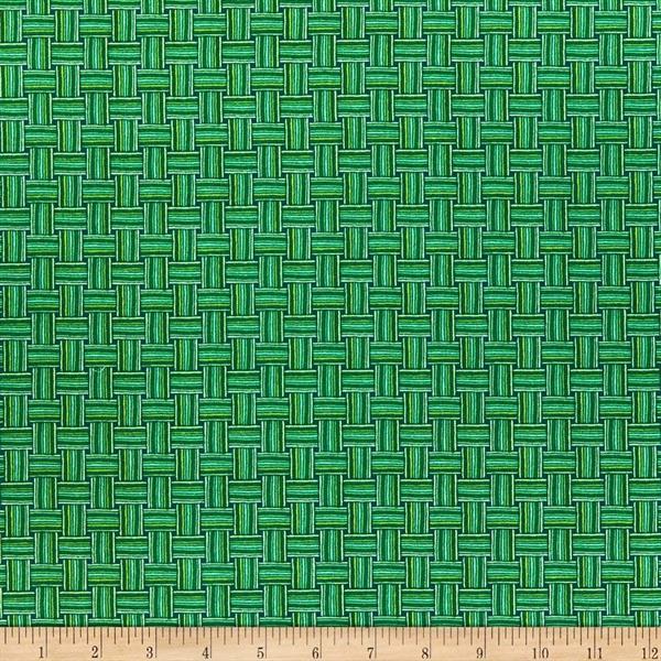 Lawn chair grass