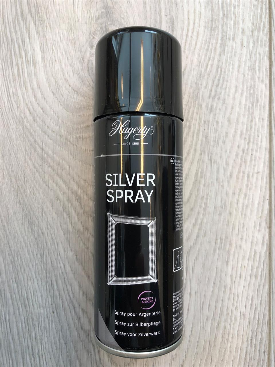 Hagerty silver spray