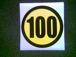 Tarra 100 km/h