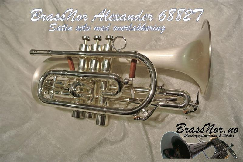 BrassNor Alexander 6882T-S-SLB-PIB-L