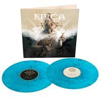 EPICA: OMEGA-LTD. EDITION TURQUOISE/BLACK MARBLED 2LP