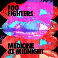 FOO FIGHTERS: MEDICINE AT MIDNIGHT-ORANGE LP
