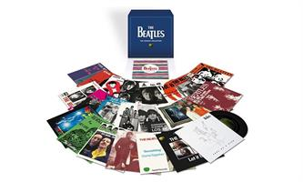 BEATLES: THE SINGLES COLLECTION 23x7
