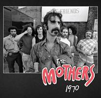 ZAPPA FRANK: THE MOTHERS 1970 4CD