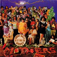 ZAPPA AND THE MOTHERS OF INVENTION: WE'RE ONLY IN IT FOR..LP