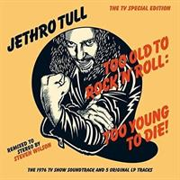 JETHRO TULL: TOO OLD TO ROCK'N'ROLL TOO YOUNG TO DIE (S.WILSON REMIX)