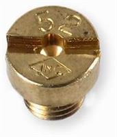 Huvudmunstycke 5mm Dellorto
