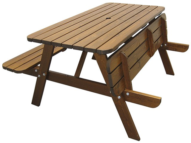 Linda picnic bänk