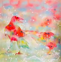 tavla: Vild fågels vingar