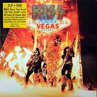 KISS: ROCKS VEGAS 2LP+DVD