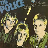 POLICE: OUTLANDOS D'AMOUR LP