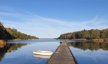 Höstens Yoga retreat på Skeviks gård, 15-17 oktober!
