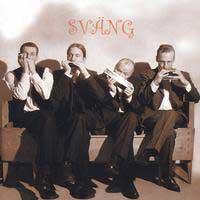SVÄNG: SVÄNG-KÄYTETTY CD