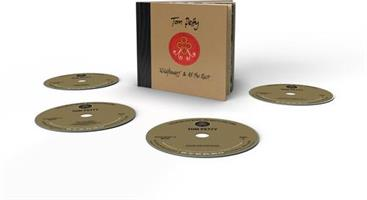 PETTY TOM: WILDFLOWERS & ALL THE REST-LIMITED DELUXE 4CD