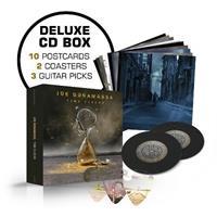 BONAMASSA JOE: TIME CLOCKS-LTD. EDITION DELUXE CD BOX