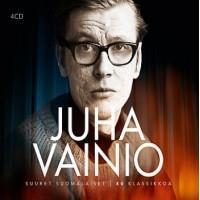VAINIO JUHA: SUURET SUOMALAISET / 80 KLASSIKKOA