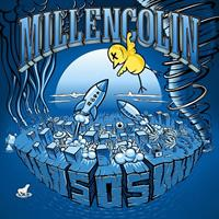 MILLENCOLIN: SOS-BLUE LP